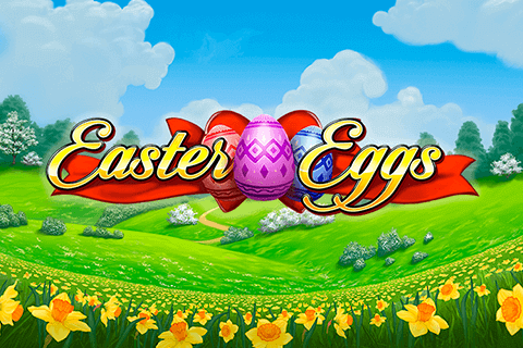 logo easter eggs playn go slot game
